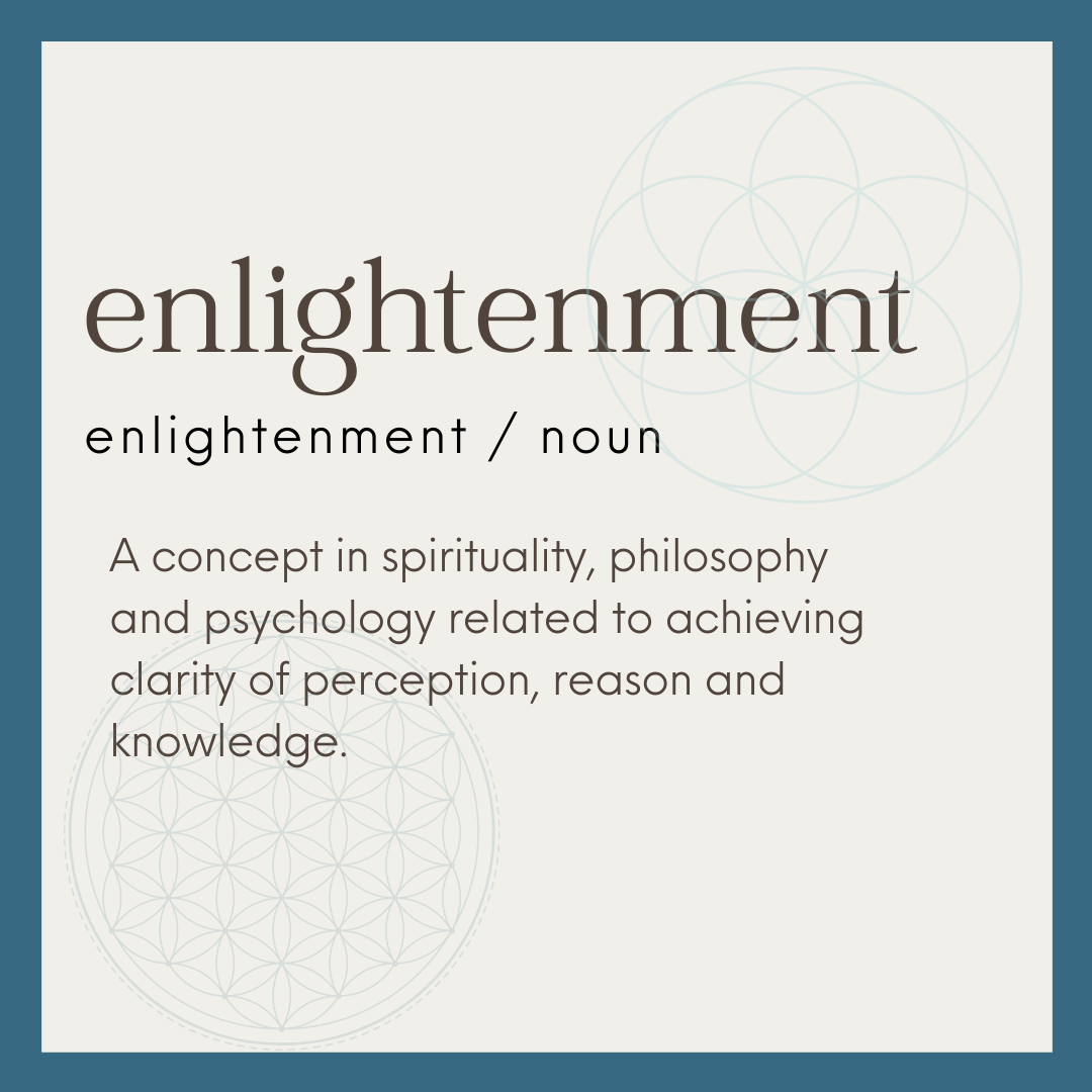 Enlightenment Psychiatry