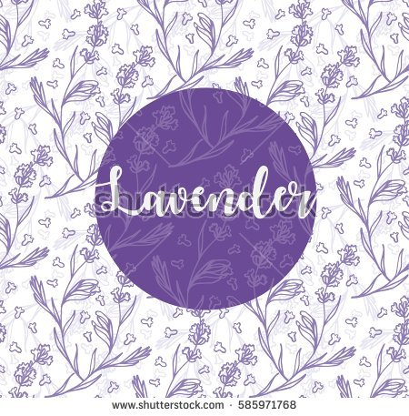 stock-vector-lavender-flowers-illustration-with-lavender-word-and-seamless-pattern-background-585971768