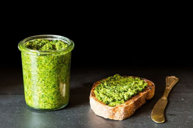 Simple Vegan Pesto_2