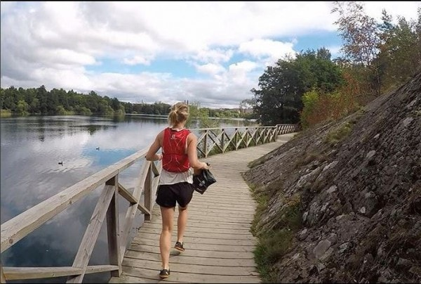 'Plogging_ is the Swedish fitness craze for people who want to save the planet. It_s making its way to the U.S.