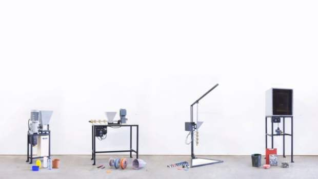 These DIY Machines Let Anyone Recycle Plastic Into New Products