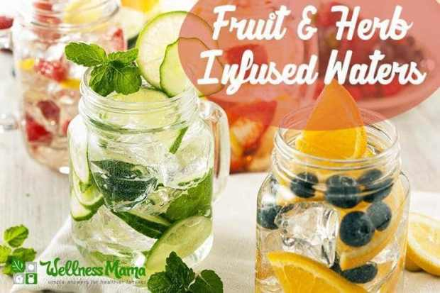 10 Refreshing Infused Water Recipes With Fruit & Herbs_2