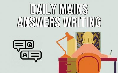 Private: Daily mains answer writing