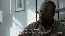 Kata bijak dari Morgan, The Walking Dead Season 6 Episode 7