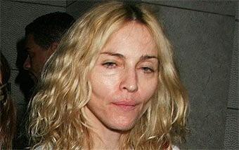 207f35c2b Madonna parece una anciana sin botox y maquillaje | Periodismo en Línea