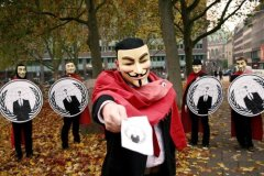 Anonymous sigue en la lucha