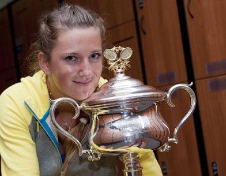 Victoria Azarenka es la nueva reina del tenis mundial