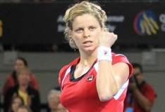 Clijsters quiere repetir el título conseguido el año pasado