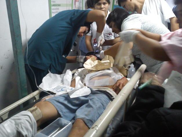 La atención de heridos tras el sismo fue oportuna