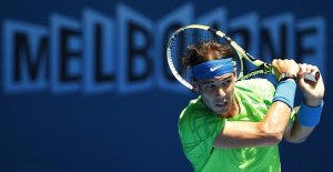 Nadal lapidó a Federer y continúa en racha ganadora