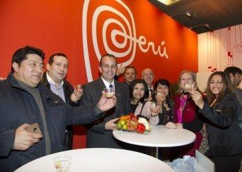 La cocina peruana fue un éxito en Madrid Fusion
