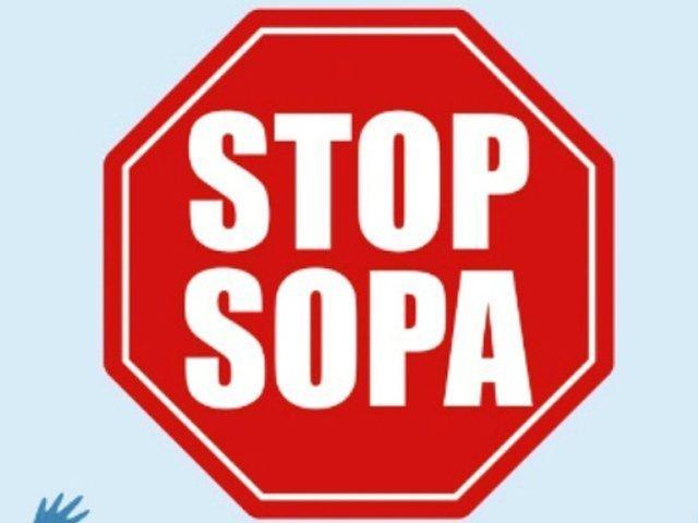 Rechazo mundial quiebra al autor intelectual de la ley SOPA