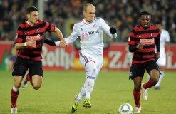 Bayern Munich resignó dos puntos al igualar sin goles con el Freiburgo