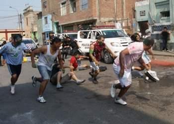 Juego brusco de carnavales bajo la lupa de las autoridades