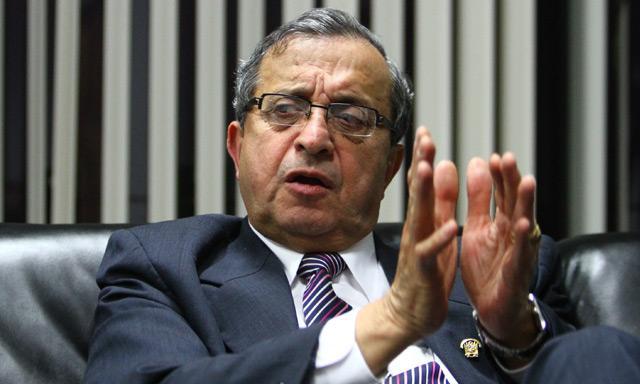 Congresista Daniel Mora (Internet)