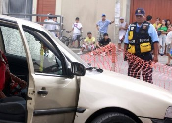 Intervención policial en Surco