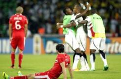 Ghana vence a Túnez en tiempo extra y clasifica a seminales de la Copa África