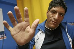 Gigante de Huanta, Eliseo Arrieta Aguilar (Internet)