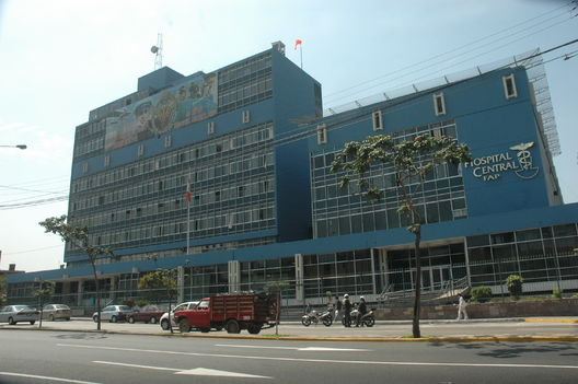 Hospital Central de la FAP