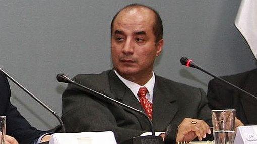 Jefe del INPE, José Luis Pérez Guadalupe