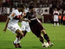 Lanús y Flamengo dividieron puntos en Buenos Aires