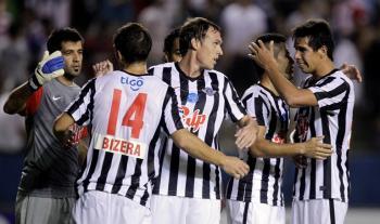 Libertad de Paraguay fue más que Alianza Lima derrotándolo por 4-1