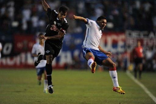 Libertad de Paraguay superó en Montevideo al Nacional y es líder de su Grupo en la Copa Libertadores