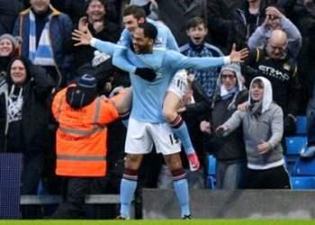 Con gol de Lescott Manchester City derrotó 1-0 al Aston Villa