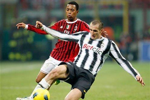 AC Milan y Juventus luchan por el campeonato de la Serie A
