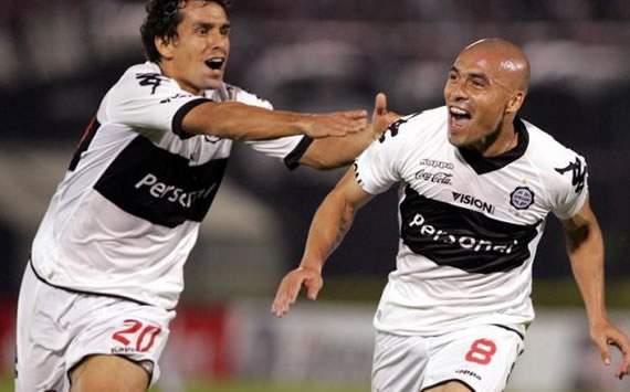 Olimpia de Paraguay se recuperó derrotando 2-1 al Lanús