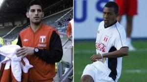 Zambrano y Ramírez vuelven a la selección peruana de fútbol