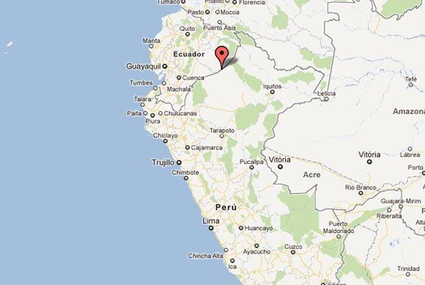 Sismo en la frontera con Ecuador