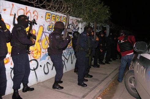 El narcotráfico mexicano ya afecta al Perú