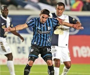 El ex crema Pablo Vitti marcó un gol con el Queretaro
