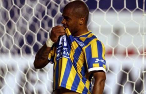 Wilmer Aguirre anotó de penal el gol de la victoria de San Luis