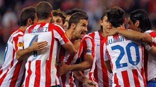 Salvio dio ek triunfo a los españoles 2-1 sobre Hannover