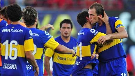 Uno de los punteros es Boca Juniors, que en cuatro fechas no ha recibido gol alguno