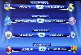Real Madrid y Barcelona podrían enfrentarse en la final de la Champions