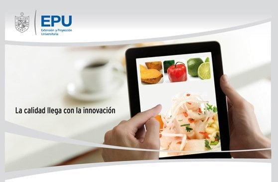 Cursos de especialización en Gastronomía y Hotelería