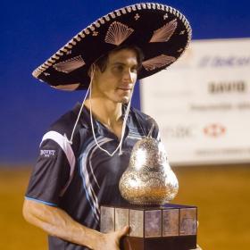 David Ferrer venció con autoridad a Verdasco y campeonó en Acapulco