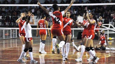 Con figuras jóvenes, la selección peruana de mayores derrotó 3-0 a Cuba en amistoso de Vóley