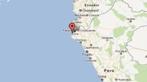 Sismo de 5.4 grados sacudió Máncora y otras ciudades de Piura