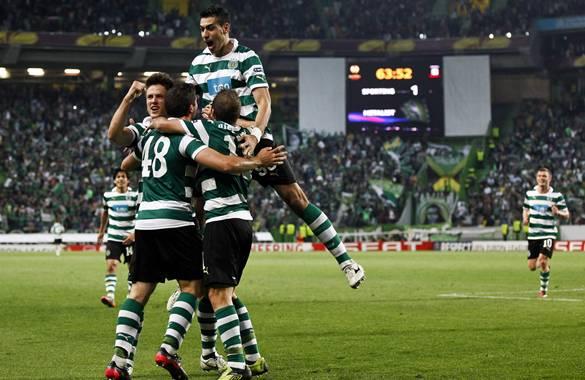 Sporting de Carrillo derrotó 2-1 a Metalist de Ucrania. Le alcanzará para clasificar a semifinales?