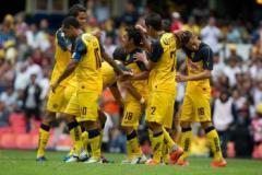América clasificó a la Liguilla por el título mexicano
