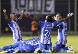 Emelec sorpresivamente clasificó a octavos de final de la Copa Libertadores