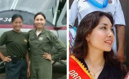 Capitana Nancy Flores