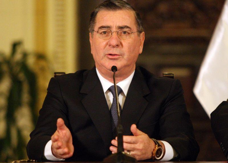 Premier Óscar Valdés