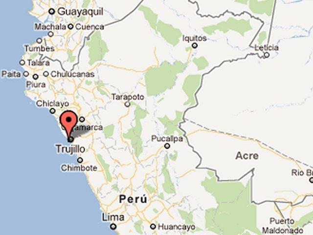 Fuerte sismo de 5.3 grados sacudió La Libertad y se sintió en Chiclayo