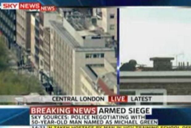 Captura TV Sky News