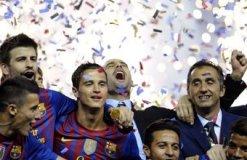 La era Guardiola en el FC Barcelona obtuvo su título 14 al conquistar la Copa del Rey